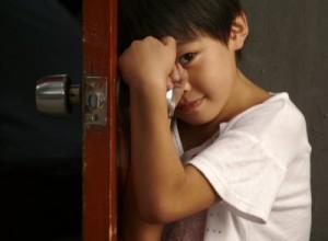 shy-kid